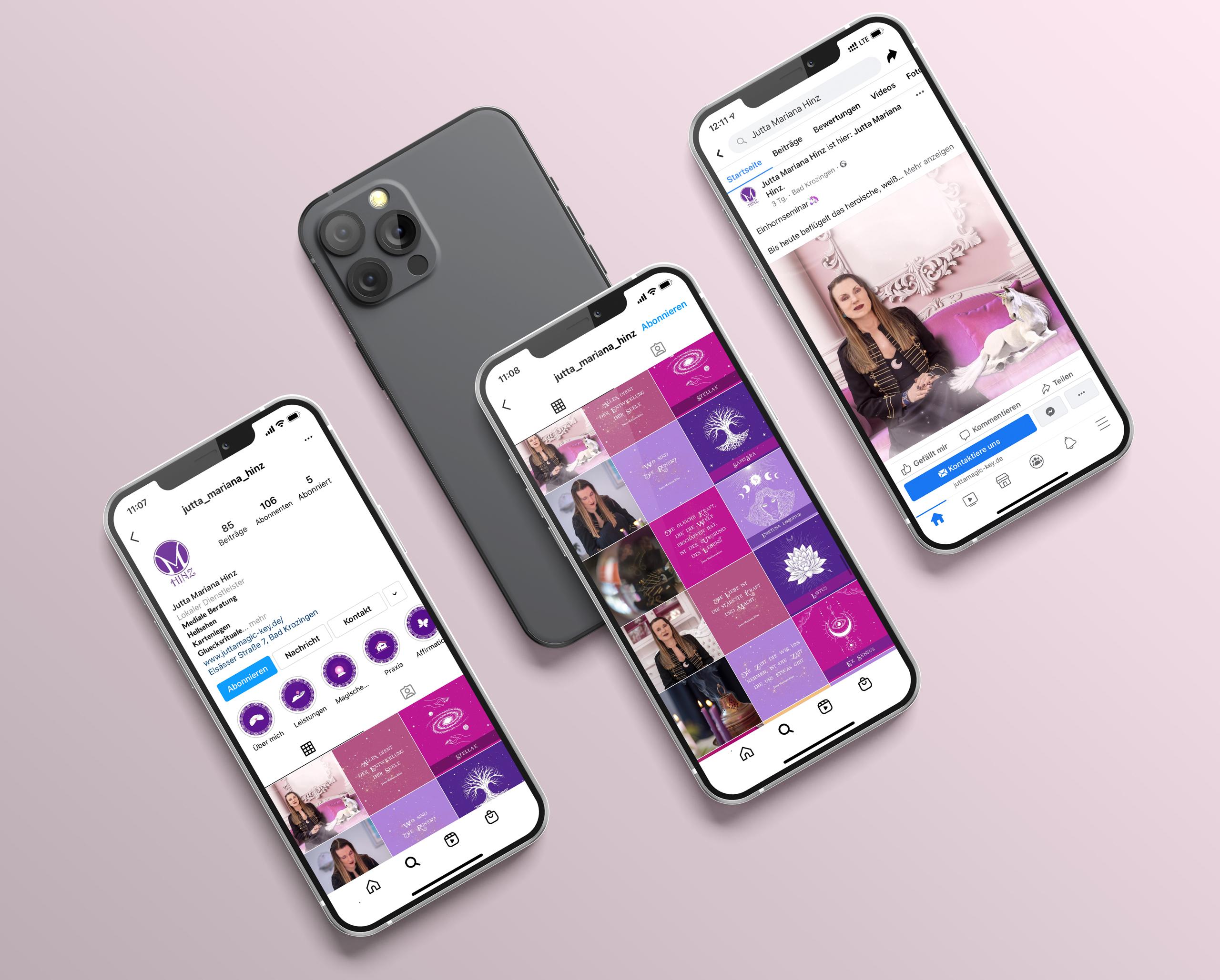 I Phone Mockup Hinz 2021 BG   MedienMacher